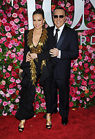 NEW YORK, NY - JUNE 10: Talia and Tommy Mottola attends the 72nd Annual Tony Awards at Radio City Music Hall on June 10, 2018 in New York City.  <br /> CAP/MPI/JP<br /> &copy;JP/MPI/Capital Pictures