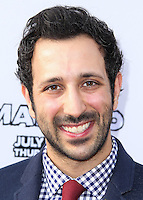 HOLLYWOOD, LOS ANGELES, CA, USA - JULY 14: Desmin Borges at the Los Angeles Premiere Of FX's 'You're The Worst' And 'Married' held at Paramount Studios on July 14, 2014 in Hollywood, Los Angeles, California, United States. (Photo by Xavier Collin/Celebrity Monitor)