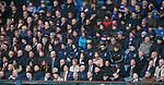 16.03.2019 Rangers v Kilmarnock: Rangers players and fans