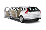 Car images of 2017 Volvo V60 T5 5 Door Wagon Doors