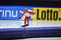 SCHAATSEN: HEERENVEEN: IJsstadion Thialf, 04-02-15, Training World Cup, Ted Jan Bloemen (CAN), ©foto Martin de Jong