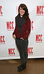 "Samantha Soule attends the Meet & Greet for the cast and creative team of  MCC Theater's ""Transfers"" on February 28, 2018 at the Second Stage Rehearsal Studios in New York City."
