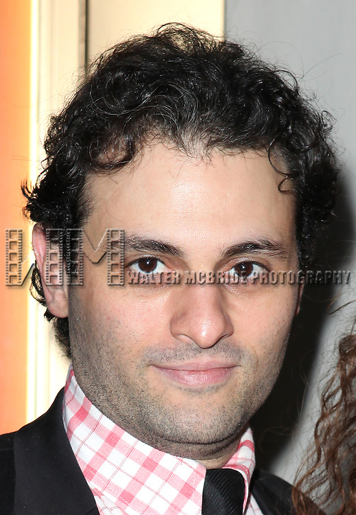 Arian Moayed  attending the Opening Night Performance of Edward Albee's 'Who's Afraid of Virginia Woolf?' at the Booth Theatre on October 13, 2012 in New York City.