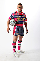 PICTURE BY VAUGHN RIDLEY/SWPIX.COM - Rugby League - ISC 2012 Super League Team Kit Shoot - 18/08/11- Leeds Rhinos Rob Burrow.