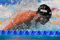 Matteo Rivolta Italia Men's 4x100 Medley Relay <br /> Swimming - Nuoto <br /> Barcellona 4/8/2013 Palau St Jordi <br /> Barcelona 2013 15 Fina World Championships Aquatics <br /> Foto Andrea Staccioli Insidefoto
