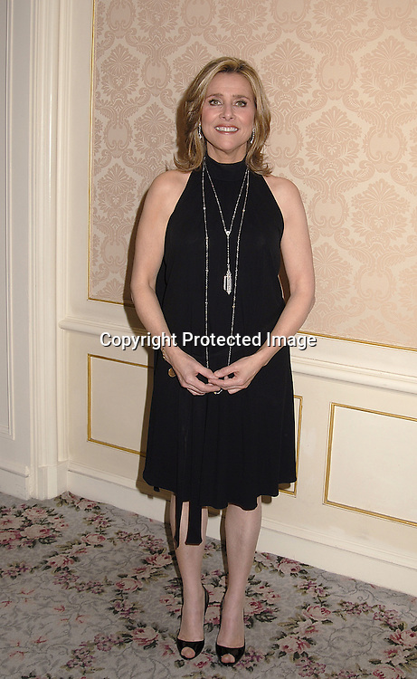 Meredith Vieira ..at The Museum of The Moving Image Dinner Honoring ..Matt Lauer, co-anchor of NBC News' Today and Debra Lee, Chairman and ECO of BET Networks on April 26, 2007 at The St Regis Hotel. ..Robin Platzer, Twin Images