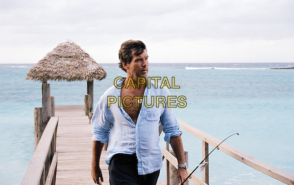 PIERCE BROSNAN.in After The Sunset.Filmstill - Editorial Use Only.CAP/AWFF.supplied by Capital Pictures.