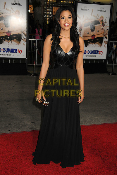 3 November 2014 - Westwood, California - Kali Hawk. &quot;Dumb And Dumber To&quot; Los Angeles Premiere held at the Regency Village Theatre. <br /> CAP/ADM/BP<br /> &copy;BP/ADM/Capital Pictures