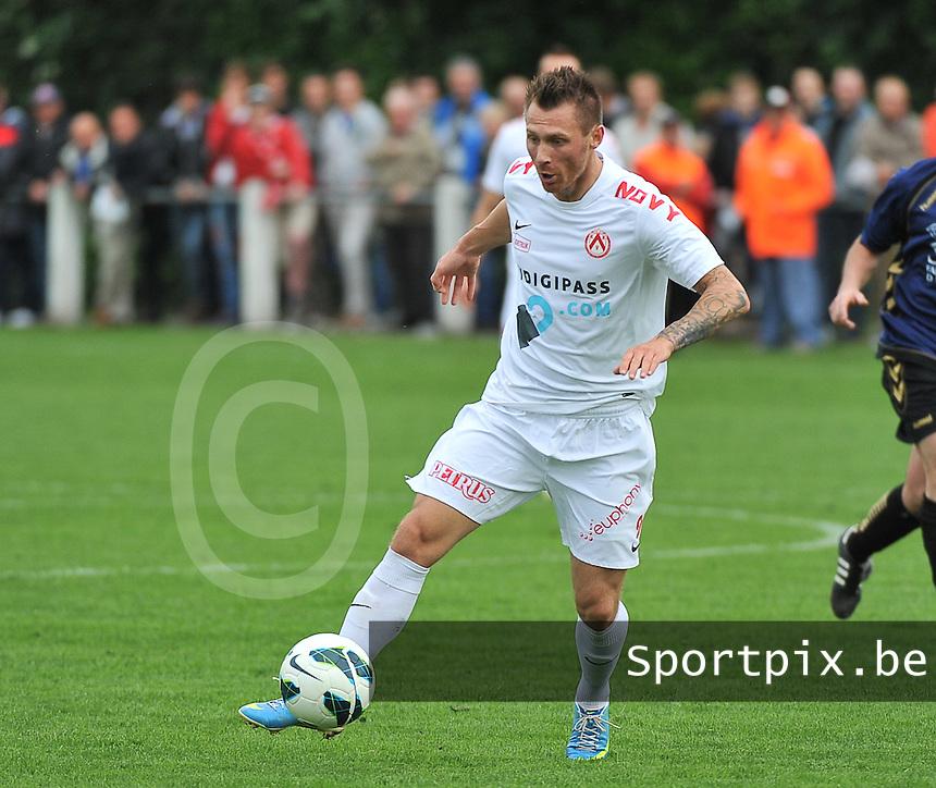 KV Kortrijk - SV Kortrijk : Teddy Chevalier<br /> foto VDB / Bart Vandenbroucke