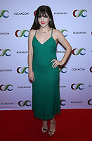 13 April 2019 - Las Vegas, NV - Sheridan Pierce. 2019 ClexaCon Cocktails for Change at The Tropicana Hotel. <br /> CAP/ADM/MJT<br /> &copy; MJT/ADM/Capital Pictures