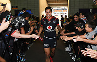 Roger Tuivasa-Sheck.<br /> NRL Premiership. Vodafone Warriors v Gold Coast Titans. Mt Smart Stadium, Auckland, New Zealand. March 17 2018. &copy; Copyright photo: Andrew Cornaga / www.Photosport.nz