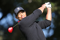 12/08/13 Thousand Oaks, CA: Tiger Woods during the final round of the 2013 Northwestern Mutual World Challenge played at Sherwood Country Club. The yearly event benefits the Tiger Woods Foundation.