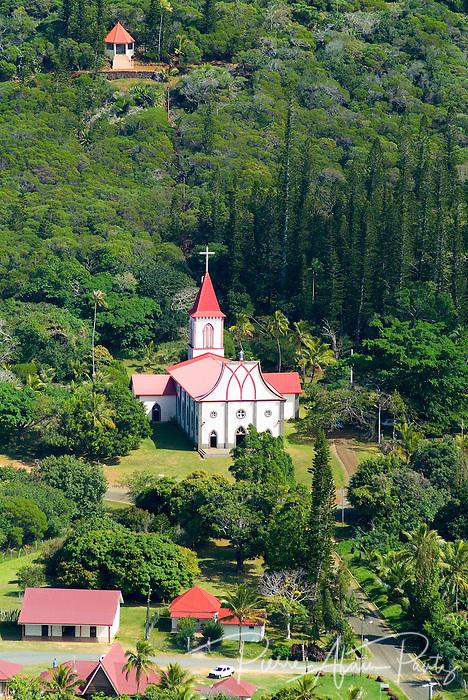 Eglise de vao, Ile des Pins