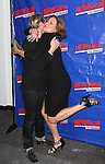 Carson Kressley & LuAnn De Lesseps attending the Opening Night Performance of Perez Hilton in 'NEWSical The Musical' at the Kirk Theatre  in New York City on September 17, 2012.
