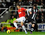 040112 Newcastle v Manchester Utd