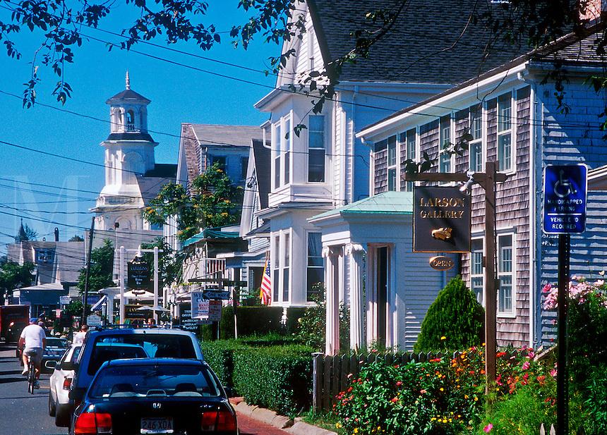 Commerce Street, Provincetown, Cape Cod, MA