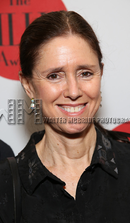 Julie Taymor attends the The Lilly Awards  at Playwrights Horizons on May 22, 2017 in New York City.