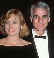 # VictoriaTennant #SteveMartin 1990<br /> Photo By Adam Scull/PHOTOlink.net