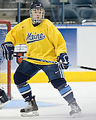 Chris Hahn - The University of Maine Black Bears practiced on Wednesday, April 5, 2006, at the Bradley Center in Milwaukee, Wisconsin, in preparation for their April 6 2006 Frozen Four Semi-Final game versus the University of Wisconsin.