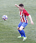 Atletico de Madrid's Kevin Gameiro during La Liga match. March 19,2017. (ALTERPHOTOS/Acero)