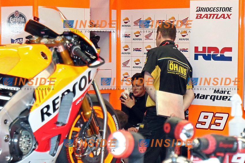 01-06-2013 Mugello (ITA)<br /> Motogp world championship<br /> in the picture: Marc Marquez - Honda Repsol team <br /> Foto Semedia/Insidefoto<br /> ITALY ONLY