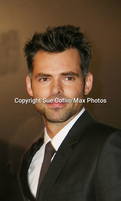 General Hospital Jason Thompson - Red Carpet - 37th Annual Daytime Emmy Awards on June 27, 2010 at Las Vegas Hilton, Las Vegas, Nevada, USA. (Photo by Sue Coflin/Max Photos)