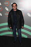 "Sanjeev Bhaskar<br /> at the ""Unforgotten"" photocall as part of the BFI & Radio Times Television Festival 2019 at BFI Southbank, London<br /> <br /> ©Ash Knotek  D3494  13/04/2019"