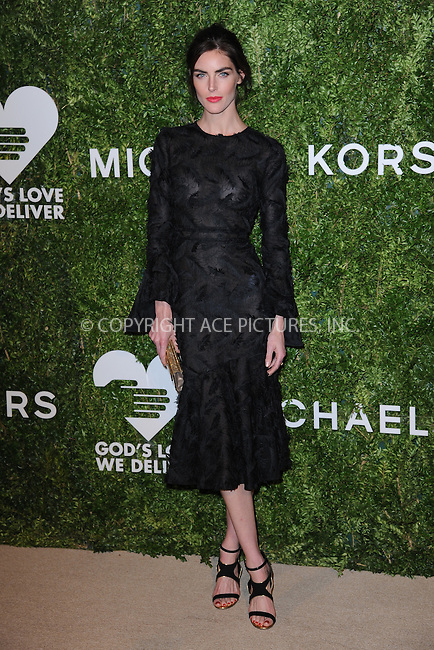 www.acepixs.com<br /> October 17, 2016  New York City<br /> <br /> Hilary Rhoda attending the God's Love We Deliver Golden Heart Awards on October 17, 2016 in New York City.<br /> <br /> <br /> Credit: Kristin Callahan/ACE Pictures<br /> <br /> <br /> Tel: 646 769 0430<br /> Email: info@acepixs.com