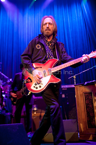 Tom Petty and The Heartbreakers performing a series of small, intimate shows at The Henry Fonda Theatre in Los Angeles, CA on June 9, 2013.  Photo © Kevin Estrada / Media Punch.