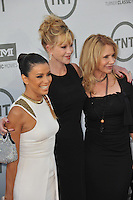 Eva Longoria, Melanie Griffith &amp; Rosanna Arquette at the 2014 American Film Institute's Life Achievement Awards honoring Jane Fonda, at the Dolby Theatre, Hollywood.<br /> June 5, 2014  Los Angeles, CA<br /> Picture: Paul Smith / Featureflash