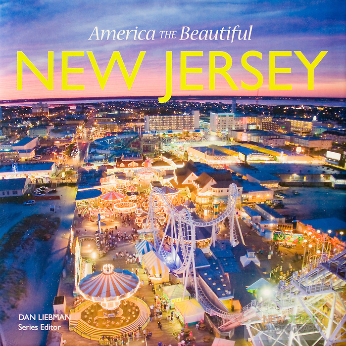 """America the Beautiful: New Jersey"" Photography Book"