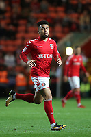 Nicky Ajose of Charlton Athletic during Charlton Athletic vs Shrewsbury Town, Sky Bet EFL League 1 Play-Off Football at The Valley on 10th May 2018