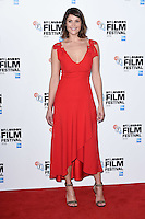 LONDON, UK. October 13, 2016: Gemma Arterton at the London Film Festival photocall for &quot;Their Finest&quot; at the Mayfair Hotel, London.<br /> Picture: Steve Vas/Featureflash/SilverHub 0208 004 5359/ 07711 972644 Editors@silverhubmedia.com