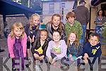 Enjoying the BBQ at Caiti?ns on Friday last were front l-r; Gemma Moran, Rachel O'Grady, Saoirse O'Connor, Sarah 'Miller' O'Shea, Eoin O'Grady, back l-r; Saoirse Lyne, Fionu?ir O'Connor & Michael 'Miller' O'Shea.