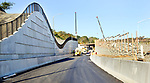 WATERBURY CT. 17 October 2017-101717SV13-The new I84 exit 25 ramp under construction in Waterbury Tuesday.<br /> Steven Valenti Republican-American