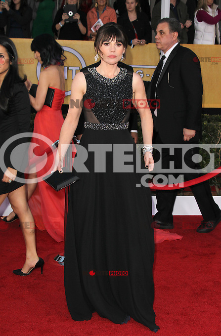 LOS ANGELES, CA - JANUARY 27: Clea DuVall at The 19th Annual Screen Actors Guild Awards at the Los Angeles Shrine Exposition Center in Los Angeles, California. January 27, 2013. Credit: mpi27/MediaPunch Inc. /NortePhoto /NortePhoto