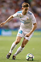 Real Madrid's Marcos Llorente during La Liga match. August 20,2017. (ALTERPHOTOS/Acero)<br /> Deportivo La Coruna - Real Madrid <br /> Liga Campionato Spagna 2017/2018<br /> Foto Alterphotos / Insidefoto <br /> ITALY ONLY