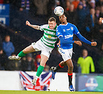 08.11.2019 League Cup Final, Rangers v Celtic: Jonny Hayes and Joe Aribo