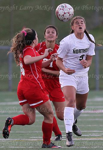 Walled Lake Northern defeats Canton 2-0 in KLAA soccer action at Northern Monday, May 23, 2016. Photos: Larry McKee, L McKee Photography. PLEASE NOTE: ALL PHOTOS ARE CUSTOM CROPPED. THIS CAN CAUSE EXTRA WHITE SPACE AROUND BORDERS. BEFORE PURCHASING AN IMAGE, PLEASE CHOOSE PROPER PRINT FORMAT TO BEST FIT IMAGE DIMENSIONS.  L McKee Photography, Clarkston, Michigan. L McKee Photography, Specializing in Action Sports, Senior Portrait and Multi-Media Photography. Other L McKee Photography services include business profile, commercial, event, editorial, newspaper and magazine photography. Oakland Press Photographer. North Oakland Sports Chief Photographer. L McKee Photography, serving Oakland County, Genesee County, Livingston County and Wayne County, Michigan. L McKee Photography, specializing in high school varsity action sports and senior portrait photography.