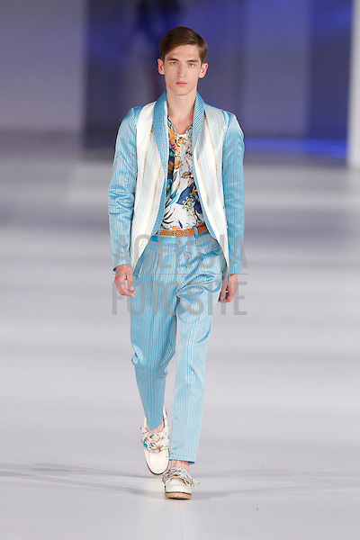 Somavilla<br /> Barcelona Fashion Week<br /> July 2013<br /> RTW Spring Summer 2014