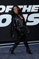 www.acepixs.com<br /> April 8, 2017  New York City<br /> <br /> June Ambrose attending 'The Fate Of The Furious' New York premiere at Radio City Music Hall on April 8, 2017 in New York City.<br /> <br /> Credit: Kristin Callahan/ACE Pictures<br /> <br /> <br /> Tel: 646 769 0430<br /> Email: info@acepixs.com