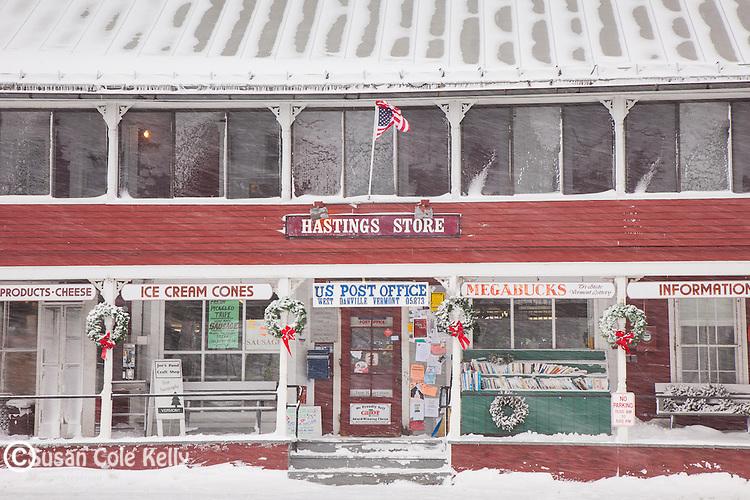 Hastings General Store in Danville, VT