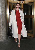 Katharine McPhee Seen In NYC