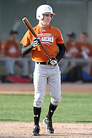 January 16, 2010:  Blake Hunter (Livingston, TX) of the Baseball Factory Texas Team during the 2010 Under Armour Pre-Season All-America Tournament at Kino Sports Complex in Tucson, AZ.  Photo By Mike Janes/Four Seam Images