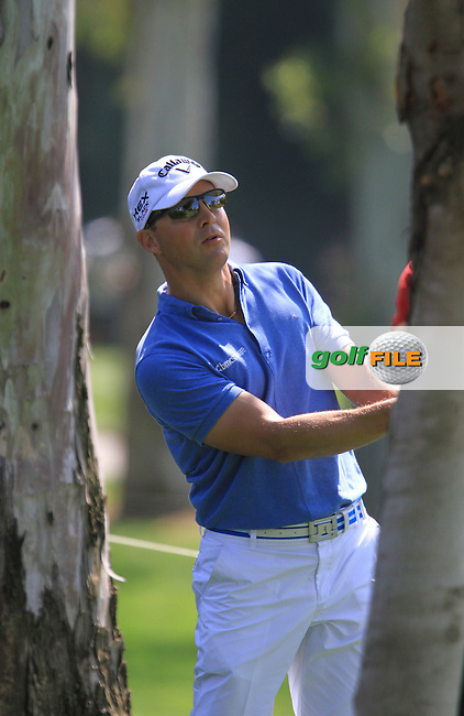 Niclas Fasth (SWE) on the 5th on Day 3 of the 2012 Open de Andalucia Costa del Sol at Aloha Golf Club, Marbella, Spain...(Photo Jenny Matthews/www.golffile.ie)