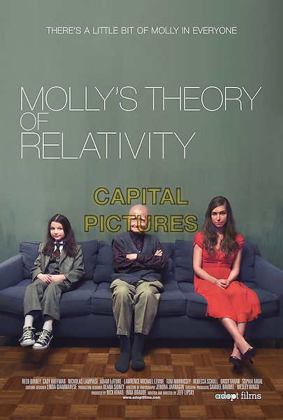 POSTER ART<br /> in Molly's Theory of Relativity (2013) <br /> *Filmstill - Editorial Use Only*<br /> CAP/FB<br /> Image supplied by Capital Pictures