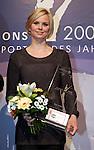 Die deutsche Schwimmerin Britta Steffen beendet ihre Karriere - Archiv aus  13.12.2008<br />  <br /> Champions 2008<br /> Britta Steffen<br /> <br /> <br />  <br /> <br />   <br /> Foto &copy; nph /  Schulz