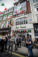 "06.07.2014 - ""Bar Italia"" Turns 65"