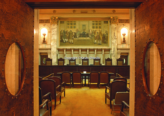 The Wisconsin Supreme Court, Madison, Wisconsin, USA