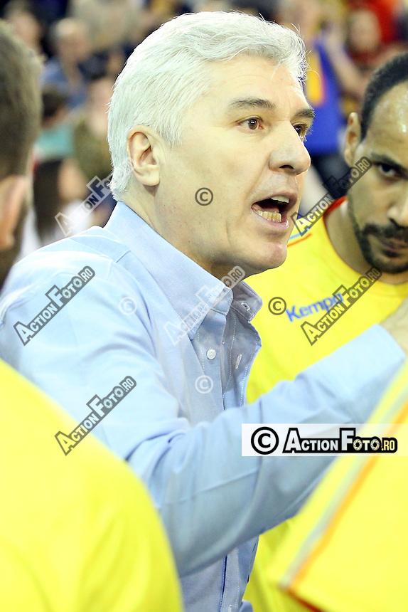 Aihan Omer antrenor princial al Romaniei